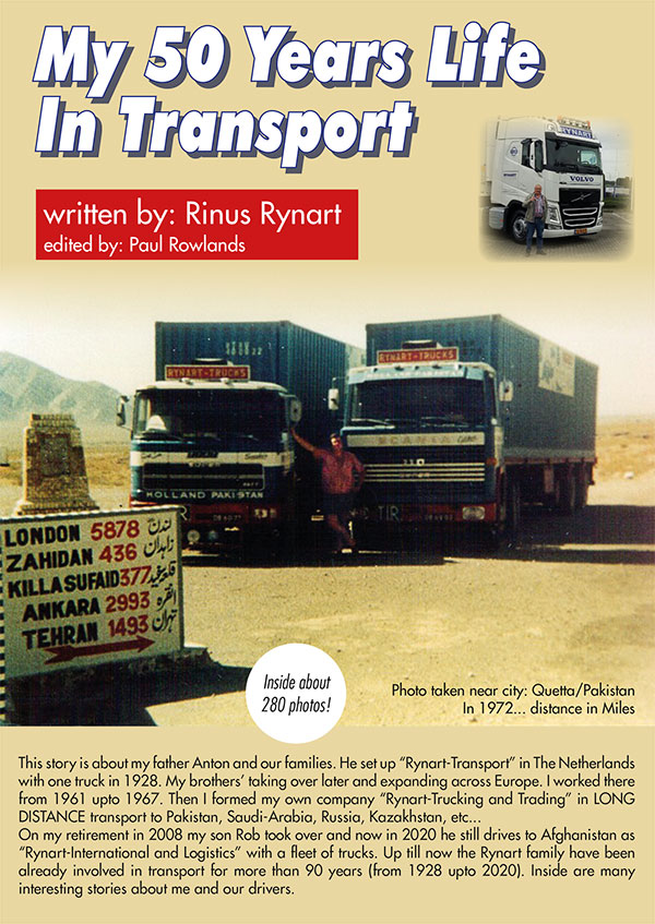My 50 years in transport
